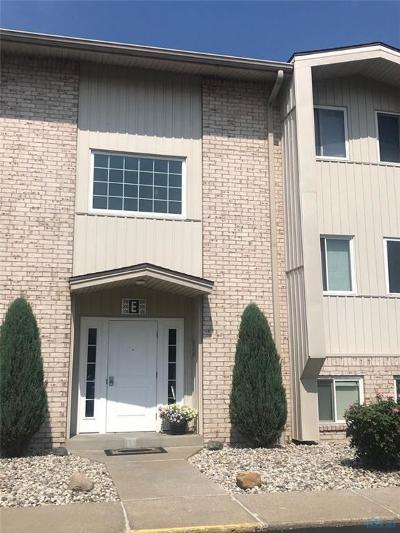 Maumee Condo/Townhouse For Sale: 6640 Salisbury Road #207