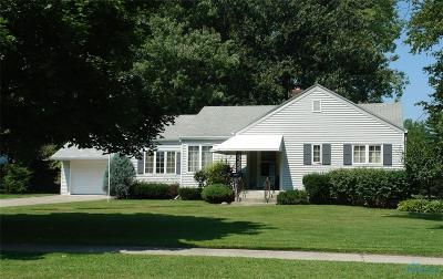 Waterville Single Family Home For Sale: 1092 Farnsworth Road