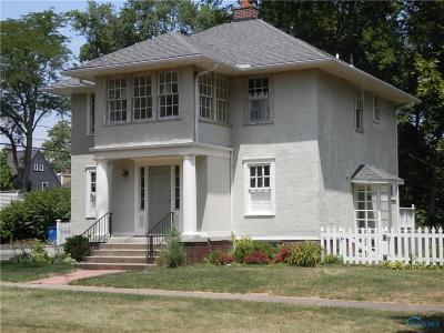 Perrysburg Single Family Home Contingent: 117 Cherry Street