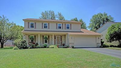 Sylvania Single Family Home Contingent: 7829 Saltwood Court