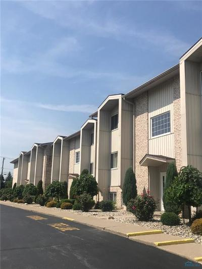 Maumee Condo/Townhouse Contingent: 6640 Salisbury Road #E-205