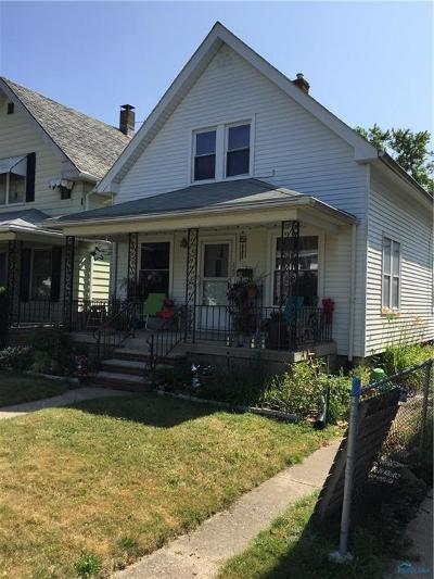 Rossford Single Family Home For Sale: 125 Walnut Street