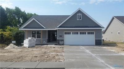 Perrysburg Condo/Townhouse For Sale: 15291 Silver Pine Court #Lot 48