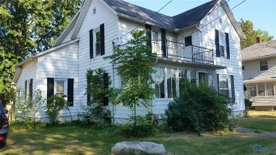 Single Family Home For Sale: 407 S Fayette Street