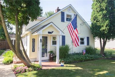 Perrysburg Single Family Home Contingent: 342 W 5th Street