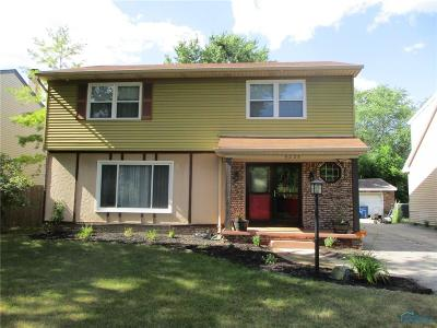 Toledo OH Single Family Home Contingent: $108,500