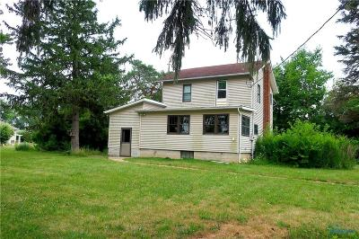 Grand Rapids Single Family Home Contingent: 17580 Mill Street