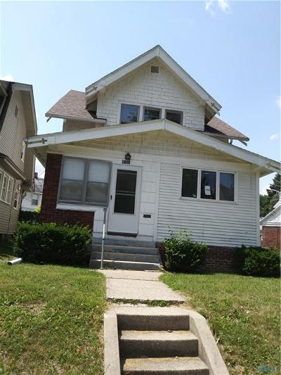 Toledo Single Family Home For Sale: 4151 Carthage Road