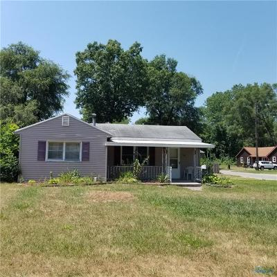 Toledo OH Single Family Home For Sale: $125,000