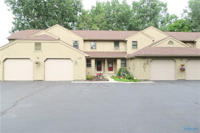 Toledo OH Condo/Townhouse For Sale: $94,900