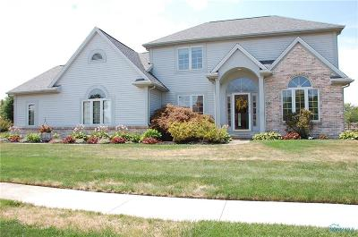 Maumee Single Family Home Contingent: 580 Sugar Maple Court