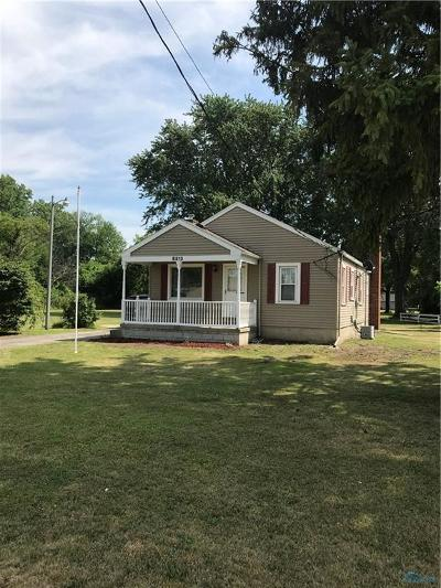 Sylvania Single Family Home For Sale: 8513 Central Avenue