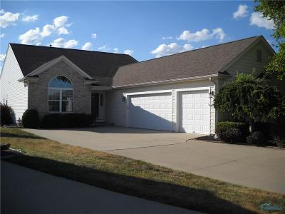 Maumee Single Family Home Contingent: 4826 Skipper Court
