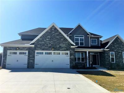 Sylvania Single Family Home For Sale: 5713 Mallard Pointe Lane