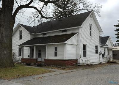 Swanton Multi Family Home For Sale: 114 S Main Street