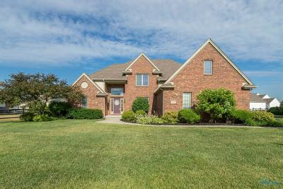 Sylvania Single Family Home For Sale: 4839 Deer Brook Court