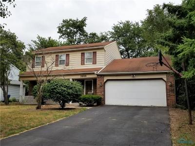 Sylvania OH Single Family Home Contingent: $170,000