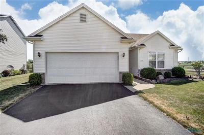 Perrysburg Single Family Home Contingent: 653 Sandstone Drive