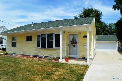 Toledo OH Single Family Home For Sale: $79,500