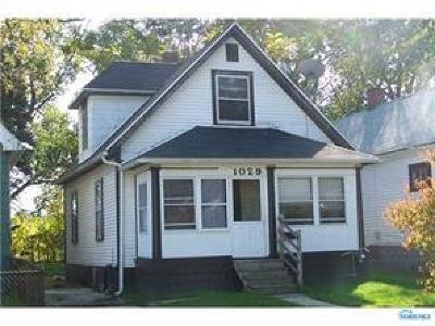 Toledo OH Single Family Home For Sale: $17,900