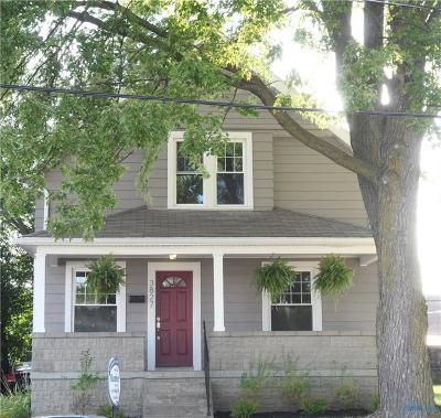 Toledo OH Single Family Home For Sale: $79,900