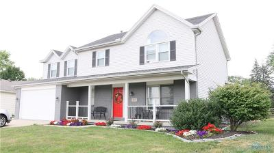 Maumee Single Family Home For Sale: 317 Oxford Court