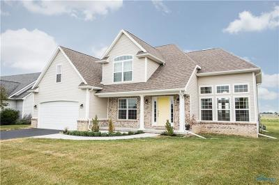 Perrysburg Single Family Home Contingent: 26259 Windy Trace Drive