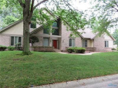 Toledo Single Family Home For Sale: 4751 Sunwood Drive