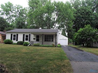 Sylvania Single Family Home Contingent: 5050 Brinthaven Drive
