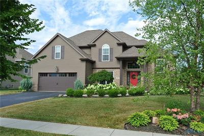Perrysburg Single Family Home Contingent: 4232 Morgan Place