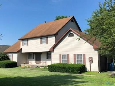 Maumee Single Family Home For Sale: 4330 Coder Road