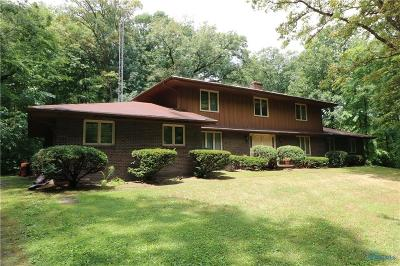Sylvania Single Family Home For Sale: 2415 Crissey Road