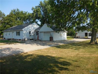 Waterville Single Family Home For Sale: 7762 Stitt Road