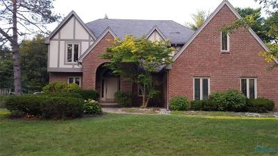 Toledo Single Family Home For Sale: 4958 Hunters Green Drive