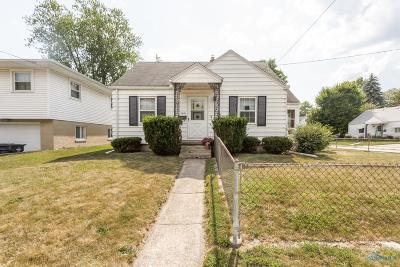 Maumee Single Family Home For Sale: 1207 Michigan Avenue