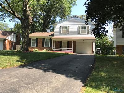 Toledo Single Family Home For Sale: 4464 Rohr Drive