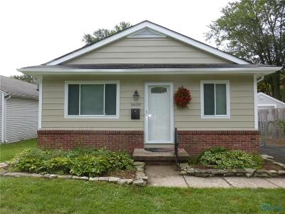 Toledo Single Family Home For Sale: 5639 W Bancroft Street