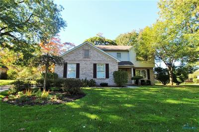 Holland Single Family Home For Sale: 9151 Rolling Hill