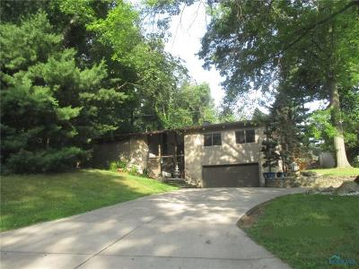 Sylvania Single Family Home Contingent: 5535 Olde Post Road