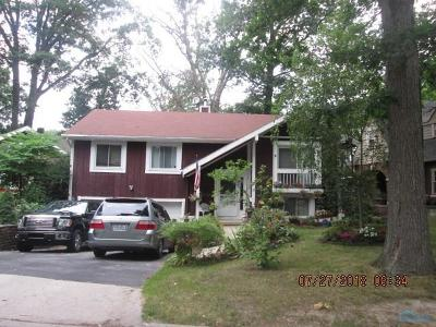 Toledo OH Single Family Home For Sale: $164,900