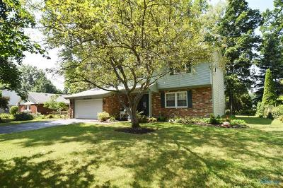 Toledo Single Family Home For Sale: 1826 Pinelawn Drive