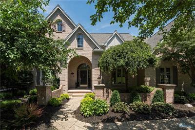 Perrysburg Single Family Home For Sale: 26191 Edinborough Circle