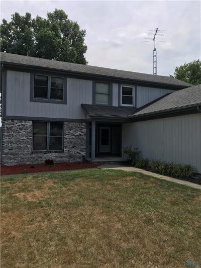 Toledo Condo/Townhouse For Sale: 6801 Woodmeadow Drive #6801