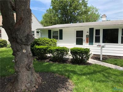 Maumee Single Family Home For Sale: 1324 Scott Street