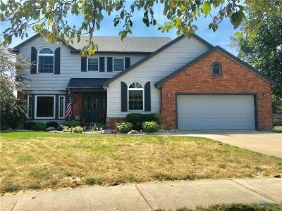 Sylvania Single Family Home For Sale: 8027 Claude Court
