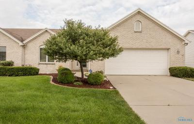 Maumee Condo/Townhouse Contingent: 4454 Clearwater Drive