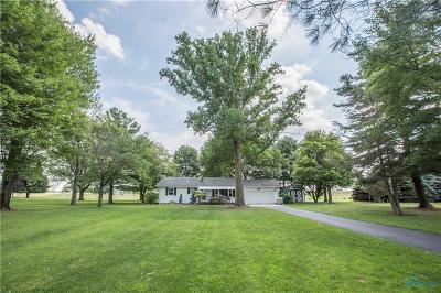 Waterville Single Family Home Contingent: 11825 Bailey Road