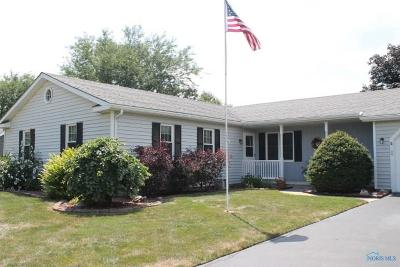 Waterville Single Family Home Contingent: 853 Continental Drive