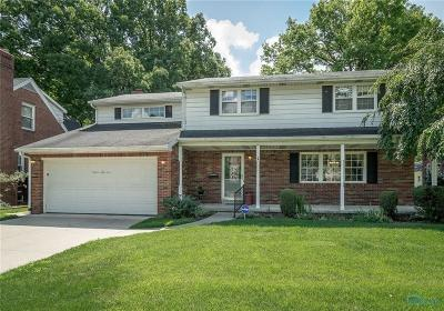 Toledo Single Family Home For Sale: 1857 Wildwood Road