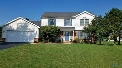 Single Family Home Sold: 10298 White Oak Drive